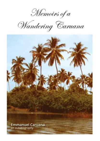 Memories of a Wandering Caruana BDL Books