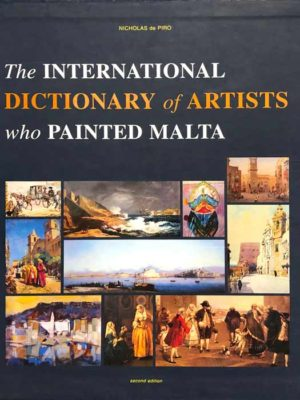 Dictionary-of-Artists-BDL Books