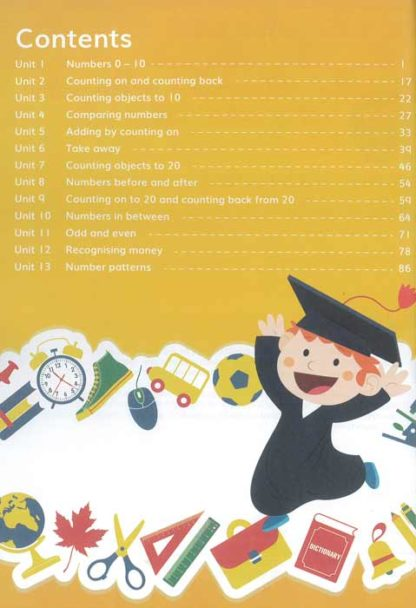 Numberwise-Textbook-1a-BDL Books