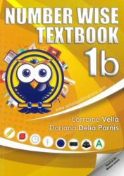 Numberwise-Textbook-1b-BDL Books