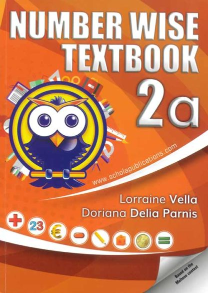 Numberwise-Textbook-2a-BDL Books