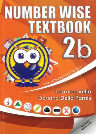 Numberwise-Textbook-2b-BDL Books