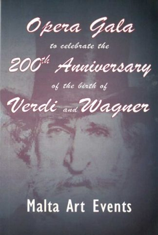 Opera Gala to celebrate the 200th Anniversary of the birth of Verdi and Wagner