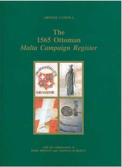 The 1565 Ottoman Malta Campaign Register
