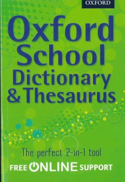 Oxford-School-Dictionary-and-Thesaurus-BDL Books