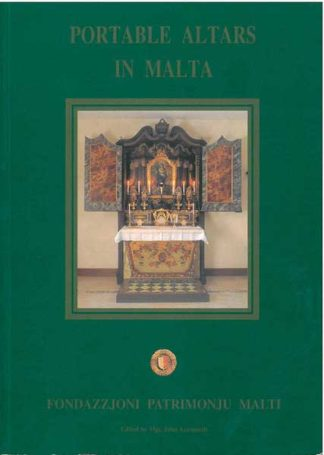 Portable Altars in Malta (Paperback)