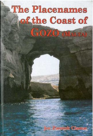 The Placenames of the  Coast Of Gozo (Malta)