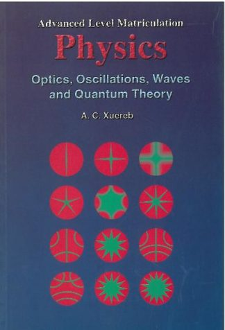 Advanced Level Matriculation Physics : Optics
