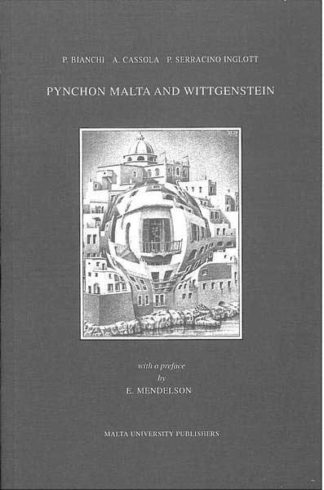 Pynchon Malta and Wittgenstein
