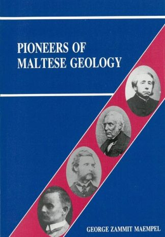Pioneers of Maltese Geology - PB