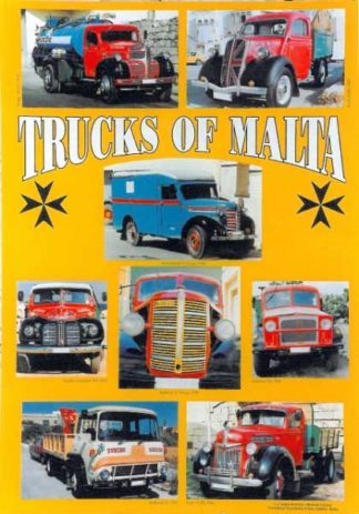 Trucks of Malta