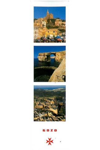 Bookmark - Gozo