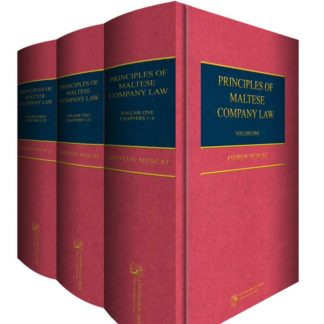 Principles-of-Maltese-Company-Law BDL Books