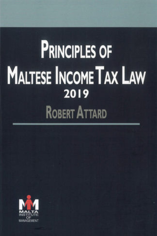 Principles-of-Maltese-Income-Tax-Law-BDL Books