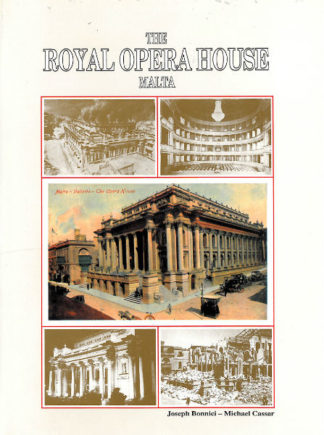 The Royal Opera House Malta (Paperback)