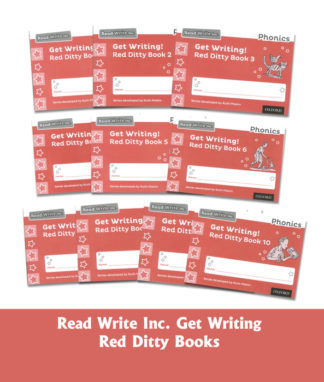 RWI-Get-Writing-Red-Ditty-Books