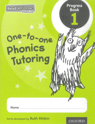 RWI-One-to-One-Phonics-Tutoring-Progress-Book-1