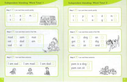 RWI-One-to-One-Phonics-Tutoring-Progress-Book-1-Additional-1