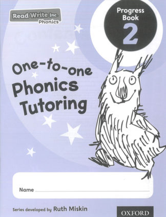 RWI-One-to-One-Phonics-Tutoring-Progress-Book-2