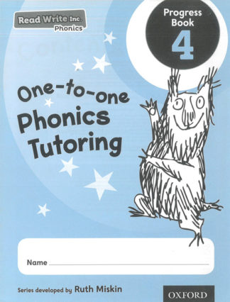 RWI-One-to-One-Phonics-Tutoring-Progress-Book-4