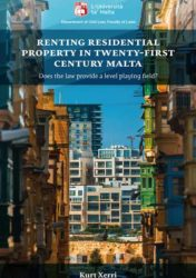 Renting Residential Property in Twenty-First Century Malta BDL Books
