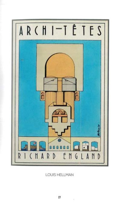 Richard England Chambers of Memory BDL Books