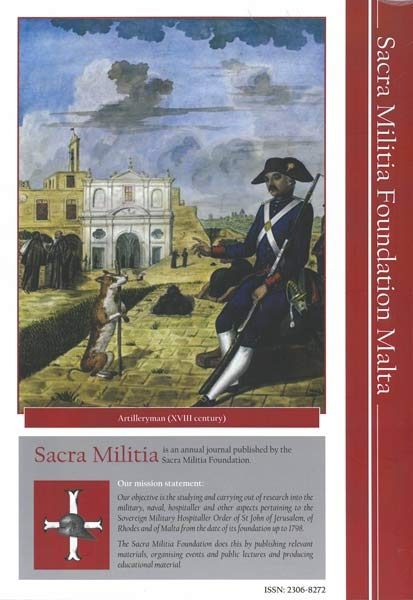 Sacra Militia Issue 14-2015