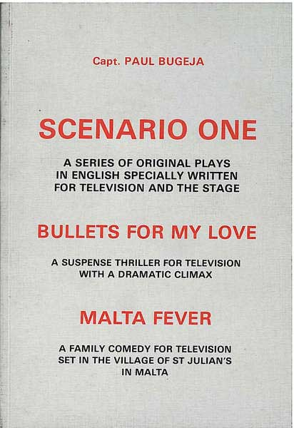 Scenario One original plays written for television and the stage
