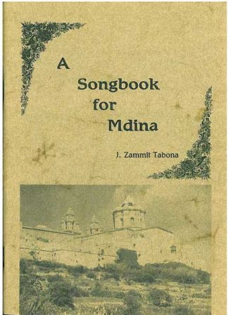 A Songbook for Mdina