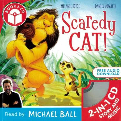 Scaredy Cat! BDL Books