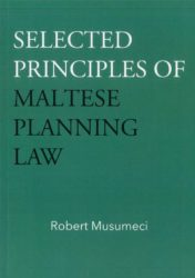 Selected Principles of Maltese Law Planning