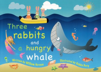 Three Rabbits and a Hungry Whale