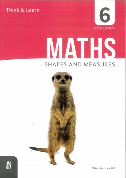 Think and Learn Maths 6