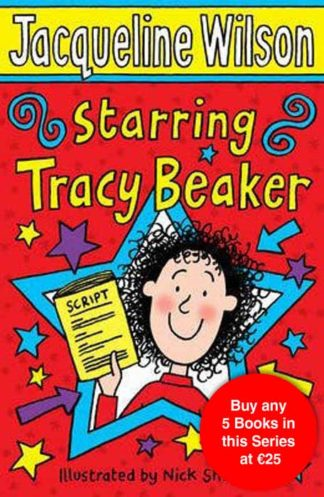 Starring-Tracy-Beaker-BDL-Books