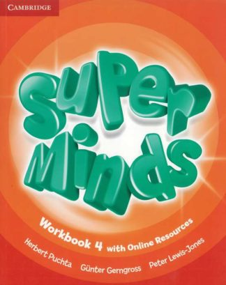 Superminds-Workbook-4-BDL Books