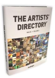 The Artists' Directory - Paperback Edition