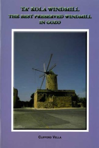 Ta' Kola Windmill: The Best Preserved Windmill in Gozo