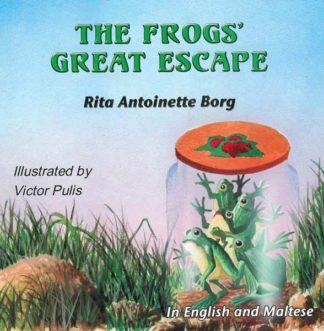 The Frogs' great escape / Il-Ħarba taż-żrinġjiet