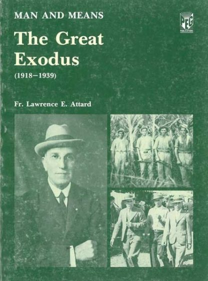 The Great Exodus (1918-1939)