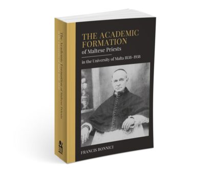 The-Academic-Formation-of-Maltese-Priests-BDL Books