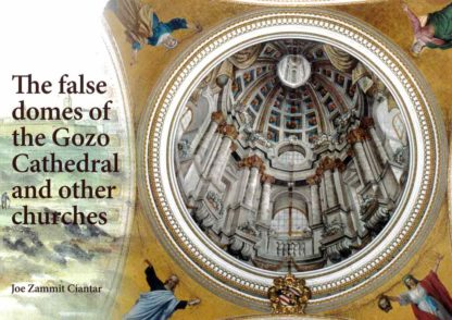 The-False-Domes-of-the-Gozo-Cathedral-and-other-Churches-Cover-BDL-Books