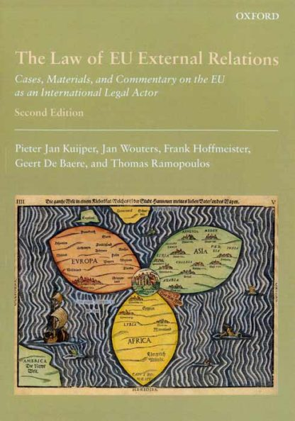 The-Law-of-EU-External-Relations-BDL Books