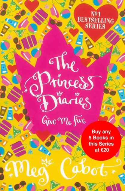 The-Princess-Diaries---Give-me-Five-BDL-Books