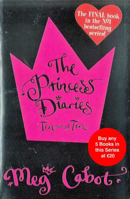 The-Princess-Diaries---Ten-out-of-Ten BDL Books
