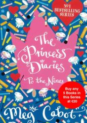 The-Princess-Diaries---To-The-Nines-BDL-Books
