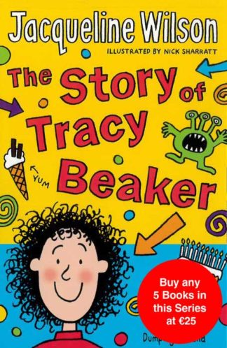 The-Story-of-Tracy-Beaker-BDL-Books