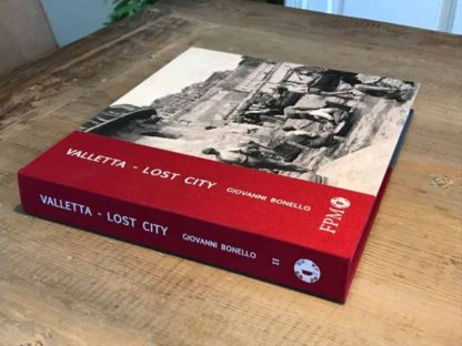 Valletta - Lost City (Vol 2)
