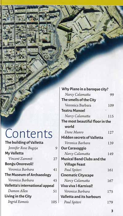 Valletta A Personal City Guide BDL Books