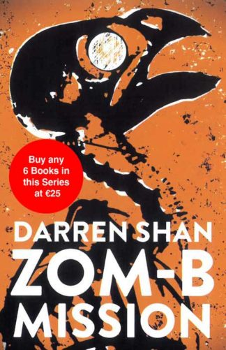 Zom-B-Mission-BDL-Books
