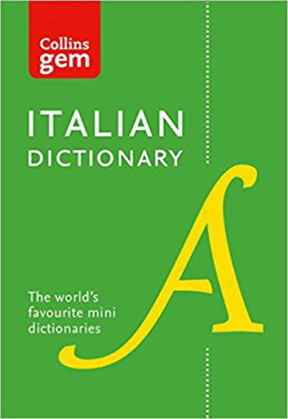 Collins Gem Italian Mini Dictionary BDL Books